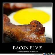 #1 Bacon Addict!