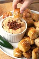Bacon Jalapeno Cheese Dip!