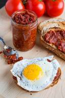 Slow Roasted Tomato Bacon Jam!