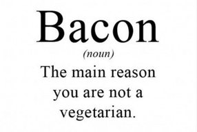 Can You Define Bacon?