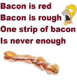 How Much Bacon?