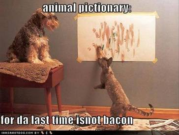 Pets Love Bacon Too!