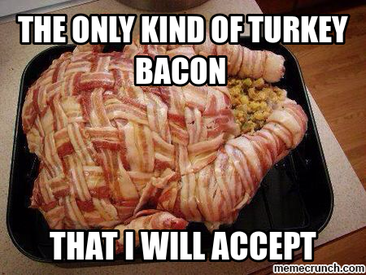 Turkey Bacon?