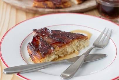 Bacon Apple Pancakes!