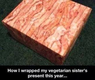 Vegetarian Gift Giving!