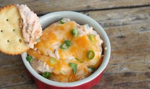 Cheesy Bacon Dip!