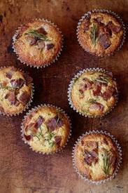 Bacon Cheddar Muffins!