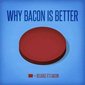 Wanna Know Why Bacon Is Better?