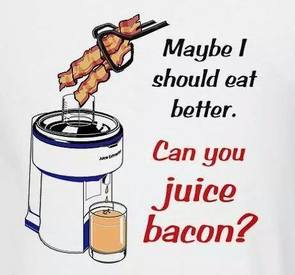 Bacon Is A Good Fat!