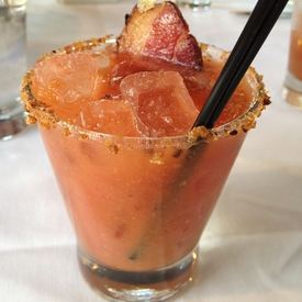 Smoky Bacon Bloody Mary!