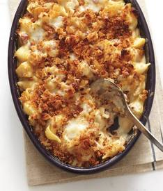 4 Cheese Macaroni With Bacon!