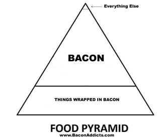 Bacon Pyramid!