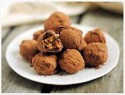 Peanut Butter Bacon Truffles!