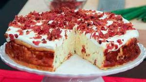Savory Bacon Cheesecake!
