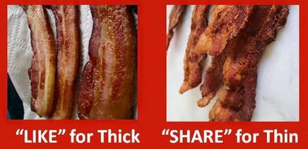 Bacon Preferences!