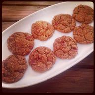 Bacon Almond Butter Cookies!