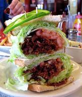 Now This Is A Blt!