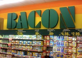 Why Doesn't My Grocery Store Have A Dedicated Bacon Section?!?