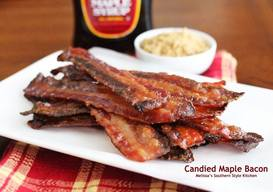 Candied Maple Bacon!