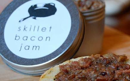 Bacon Jam Is Spreadable Bacon Goodness!