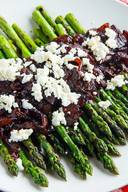 Grilled Bacon Asparagus!
