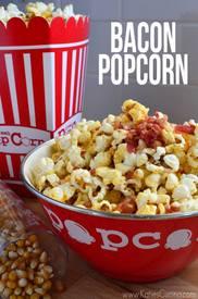 Bacon Popcorn!