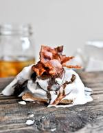 Bacon Bourbon Marshmallow S'mores!