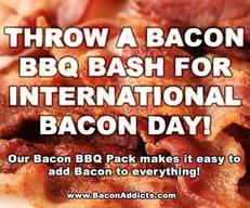 Throw A Bacon Bbq Bash!