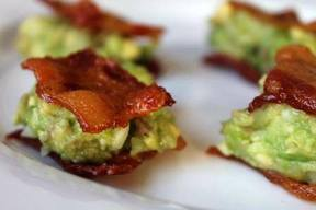 Bacon & Avocado Sammies!