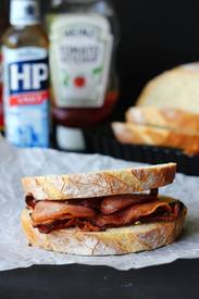 Bacon Sarnie!