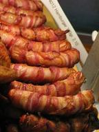 Bacon Wrapped Mummy Fingers!