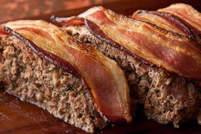 Bacon Cheddar Meatloaf!