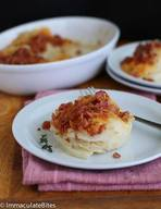Bacon Scalloped Potatoes!