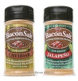 Cheddar & Jalapeno Bacon Salt!