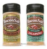Cheddar & Jalapeno Bacon Salt!