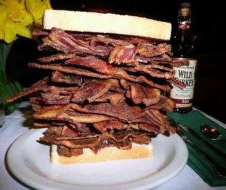 The Perfect Bacon Sandwich!