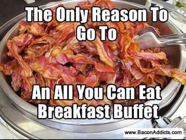Bacon Abundance!