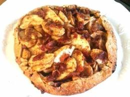 Apple Bacon Tart!