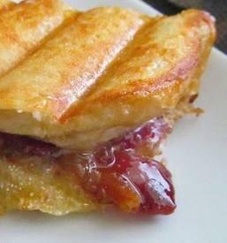 Bacon Panini!