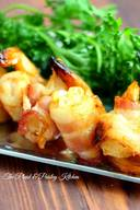 Spicy Bacon Wrapped Shrimp!