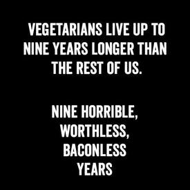 Resolve To Not Eat Meat?