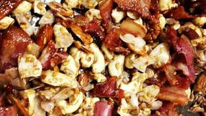 Grain Free Bacon Granola!