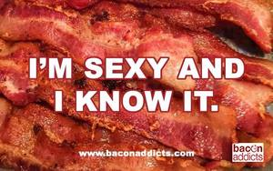 Girl, Look At That Bacon!