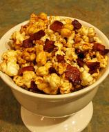Maple Bacon Kettle Corn!