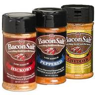 Bacon Salt Sampler!
