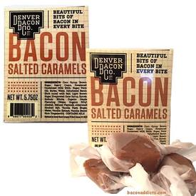 Bacon Salted Caramels!