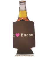 I Love Bacon Koozies!