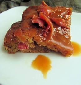 Bacon Butterscotch Brownies!