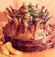 Today Is National Crown Roast Of Pork Day!