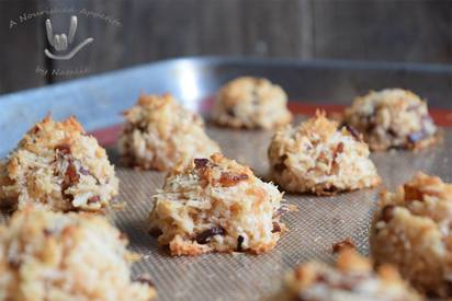 Maple Bacon Macaroons!